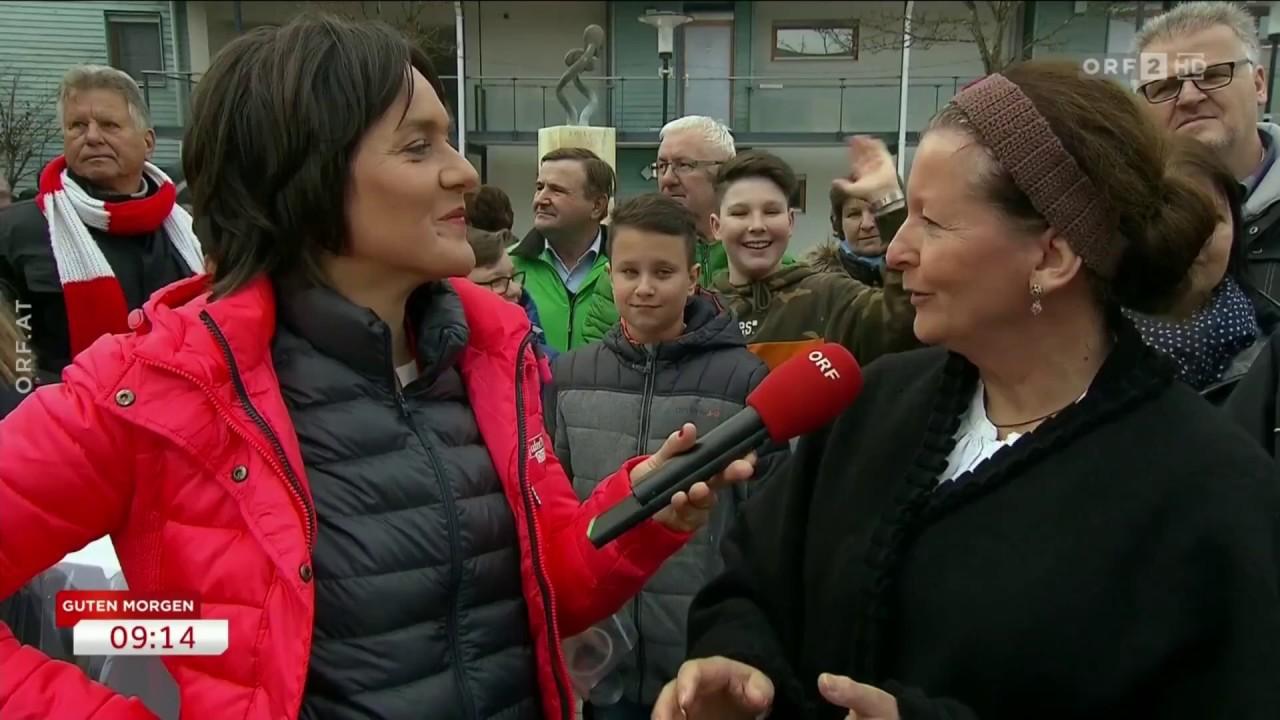 Guten Morgen österreich Interview Mit Uta