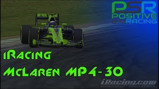 iRacing // McLaren MP4-30 // Interlagos (1:10.661)