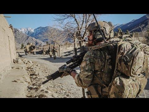 US SOF Raid In Afghanistan