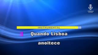 ♫ Demo - Karaoke - ALFAMA - Amália Rodrigues