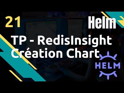 TP - Chart RedisInsight - #Helm 21