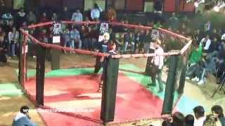 MMA Los Toldos, Matias Maseda VS Agustin Tapia, Pamela Galdos Fiscal