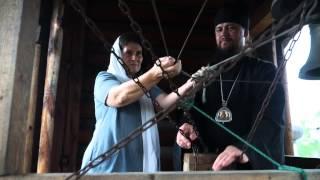 Glockenläuten St. Nikolaus Birobidschan