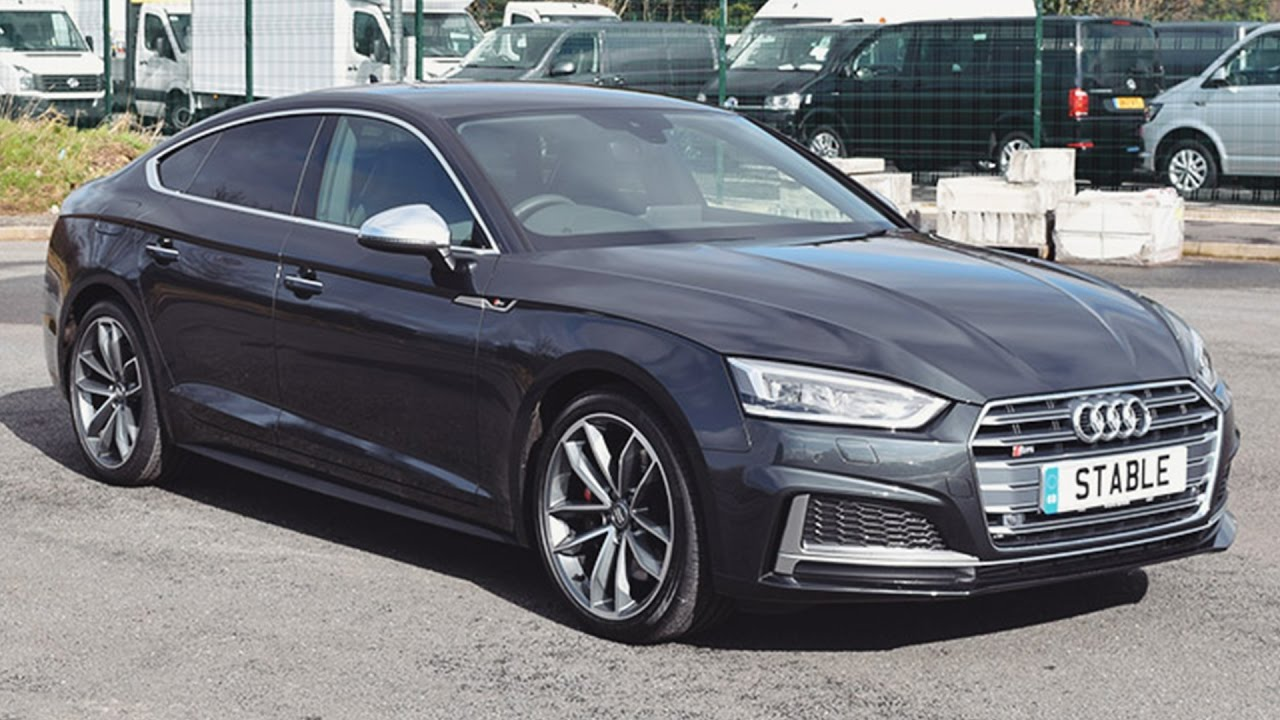 2017 Audi S5 Sportback 3 0 Tfsi 354ps Walkaround Stable