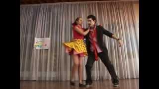 Download Кристина Джафарова и Иван Молчанов( танец стиляги) Mp3 and Videos