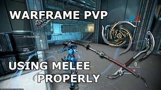 Warframe PVP: The potency of a full loadout