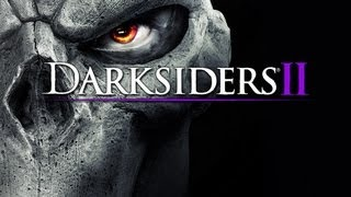 Darksiders 2 ♠ PC How to change keyboard controls and graphic settings and issue with both→