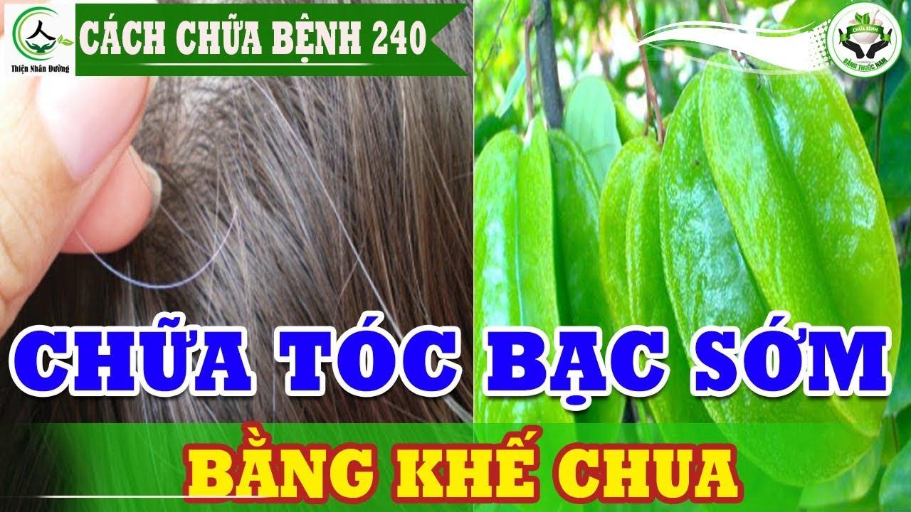 Trị tóc bạc sớm bằng khế chua nguyên nhân và cách chữa trị tóc bạc sớm nỗi lo của mọi gia đình