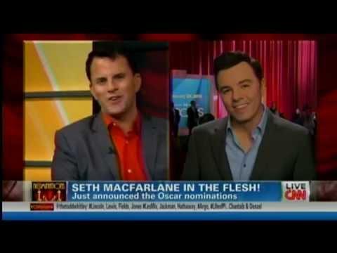 CNN - Seth MacFarlane on his Harvey Weinstein diss