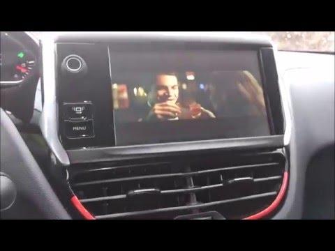 Peugeot 208 Tuning GTI SPORT & DVD