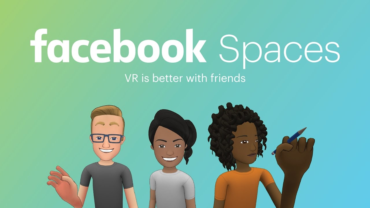 Facebook, Spaces, Realtà virtuale