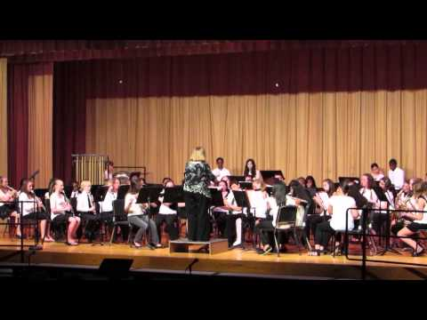 Circleville Middle School Band Concert