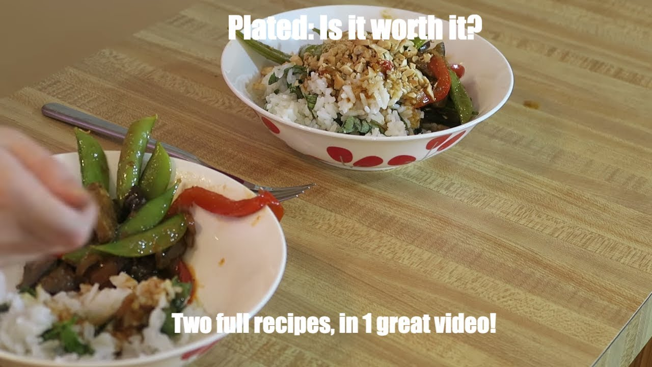 Plated review and unboxing is it worth it food home delivery plated review and unboxing is it worth it food home delivery meals plant based home chef forumfinder Image collections