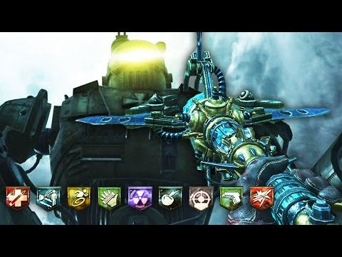 ORIGINS FULL EASTER EGG - BLACK OPS 2 ZOMBIES EASTER EGG GAMEPLAY! (Origins Easter Egg)