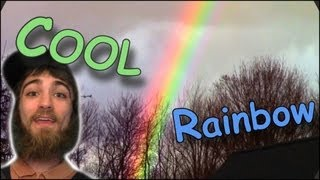 Brightest Rainbow I've Ever Seen!