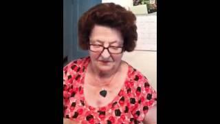 Eggplant A La Grandma