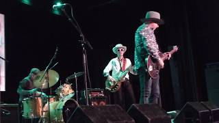 Too Slim & the Taildraggers (5of10) @ Keepin' the BluesAlive Vlierden, nov2019, The Netherlands.