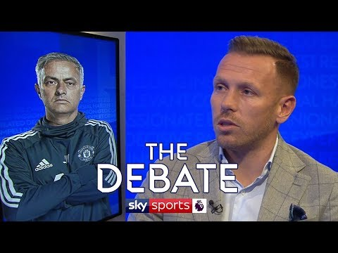 Who is the better manager? Mourinho v Guardiola   Craig Bellamy & Danny Mills   The Debate