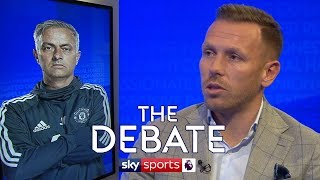 Who is the better manager? Mourinho v Guardiola | Craig Bellamy & Danny Mills | The Debate