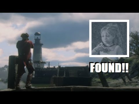 Missing Princess FINALLY FOUND in Red Dead Redemption 2! thumbnail