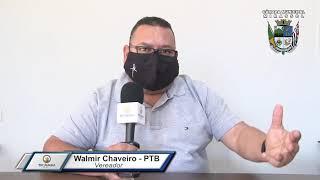 16ª S.Ordinária - Walmir Chaveiro