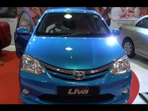 Toyota Etios Liva Hatchback Walkaround - Interior and Exterior
