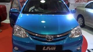 Toyota Etios Liva Hatchback Walkaround - Interior and Exterior