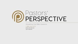 Pastor's Perspective