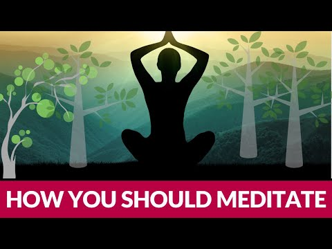 Meditation For Beginners (at Home) – A Simple Guide on How to Meditate and It's Surprising Benefits!