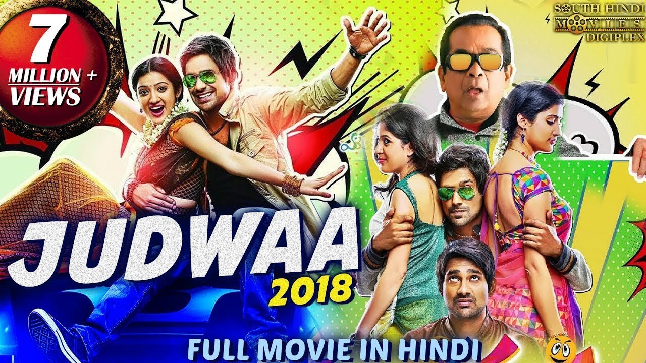 Download JUDWAA 2018   New Released Full Hindi Dubbed Movie   New Hindi Movies 2018 South