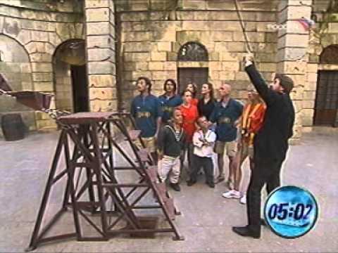 форт боярд 2 серия выживания: