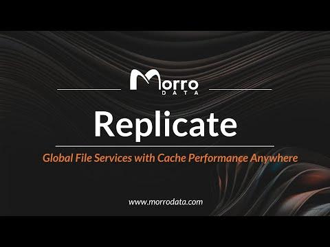 CloudNAS 3.0 - Replicate
