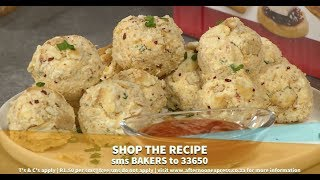 Bakers Snacktime Chilli Cheese Balls