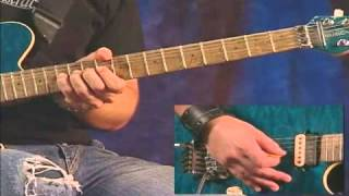 Jimi Hendrix Guitar Lick in A Minor