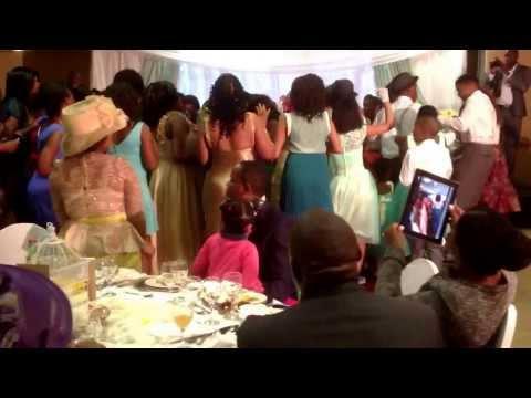 Xhosa wedding song (celebration)