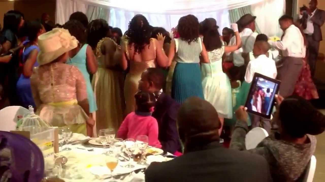 Xhosa Wedding Song Celebration