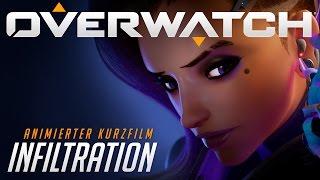 "Animierter Kurzfilm: ""Infiltration"" | Overwatch (DE)"