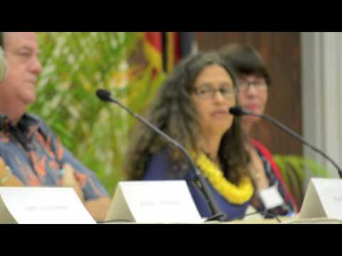 Kauai County Council Candidates Group 1  of 2