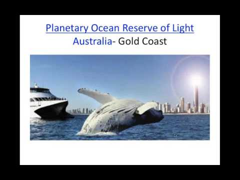 Raising the Earth's Vibration for Ascension - Planetary Ocean Reserves of Light