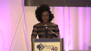 Chimamanda Ngozi Adichie - Be The Change