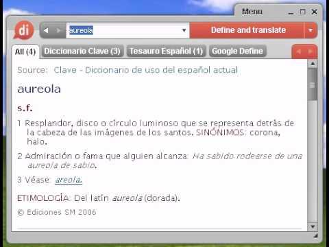 Definición de aureola