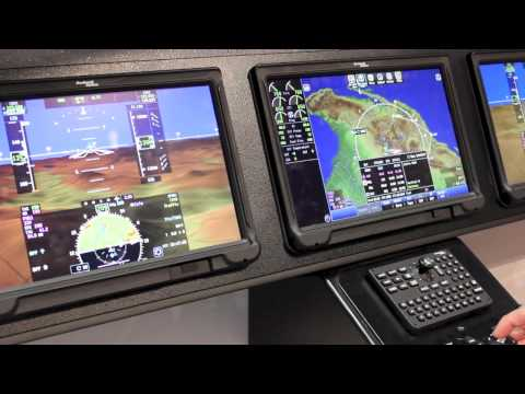 Rockwell Collins Pro Line Fusion Product Demonstration