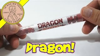 Dragon Boogers Ghost Pepper (Bhut Jolokia) Flavored Candy, Nifty Candy