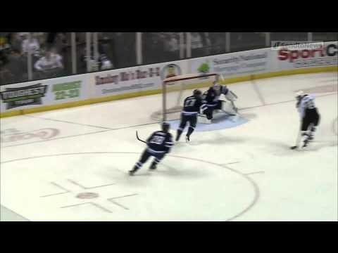 Calder Cup Finals Game 1 - IceCaps at Stars (June 8, 2014)