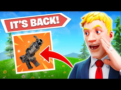 Season 6 (NOT CLICKBAIT) OMG TACTICAL SMG IS BACK!!!