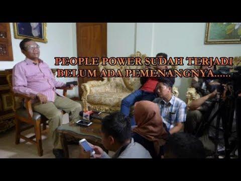 (FULL VIDEO) MAHFUD MD ; PESAN PEMILU 2019 ( PEOPLE POWER, etc)