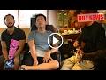 Intip Keseruan Band Noah Rekaman di Dalam Kapal Cumicam 13 Februari 2017