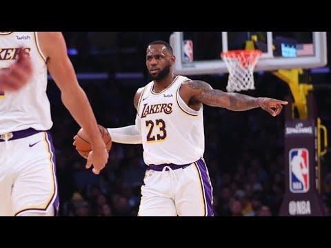 Dallas Mavericks Vs La Lakers Full Game Highlights December 29 2019 Nba 2019 20