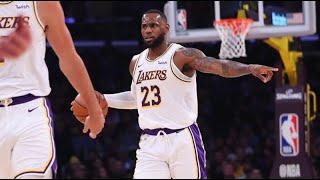 Dallas Mavericks Vs La Lakers- Full Game Highlights | December 29, 2019 | Nba 2019-20