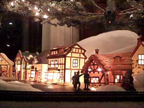 Christmas Tree Train Town